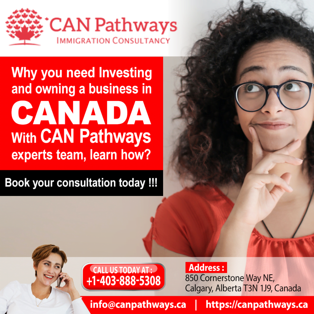 Owning a business in Canada